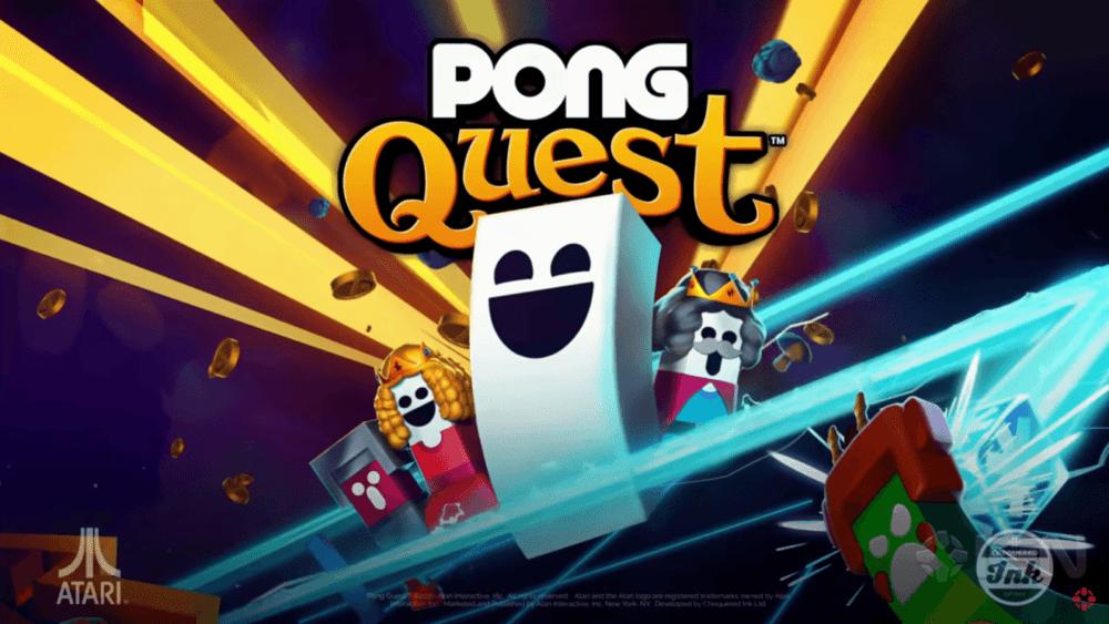 Дебютный трейлер Pong Quest