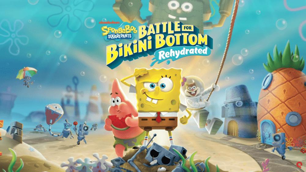Геймплей и дата релиза ремейка SpongeBob SquarePants: Battle for Bikini Bottom