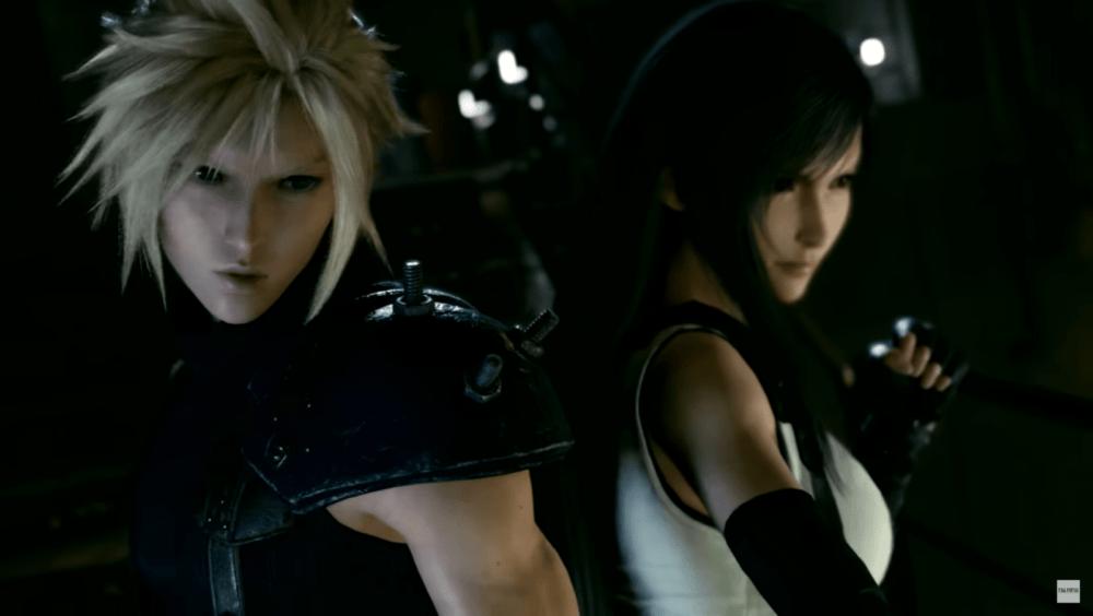 Свежий дневник разработчиков ремейка Final Fantasy VII