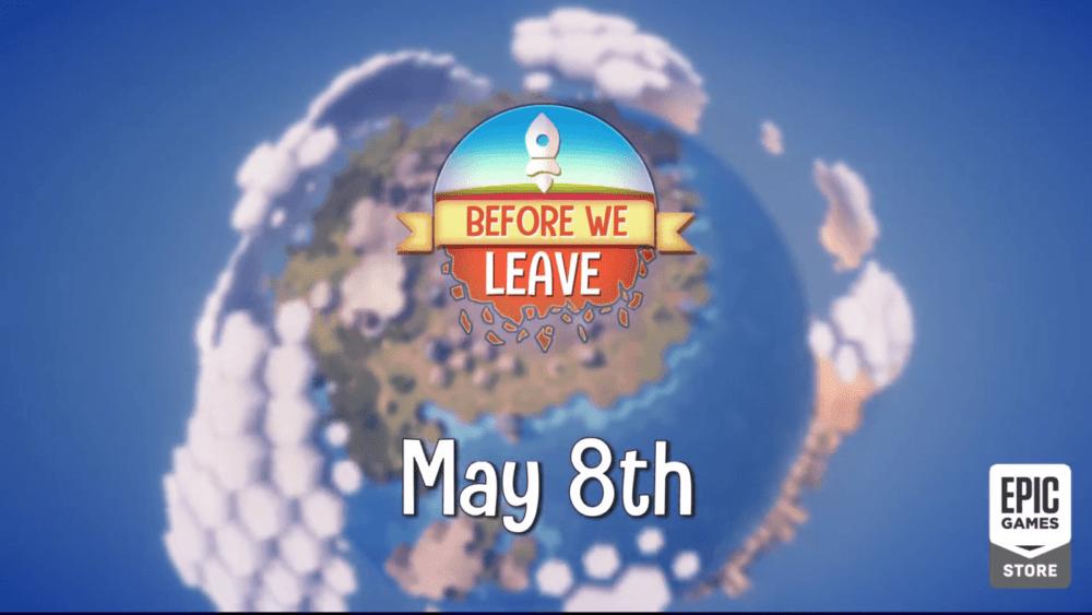 Дата выхода стратегии Before We Leave