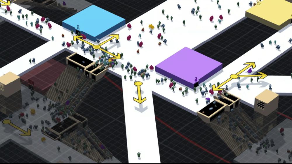 Построй свое метро - трейлер STATIONflow