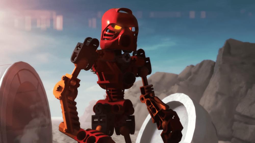 Дебютный трейлер RPG Bionicle: Quest for Mata Nui