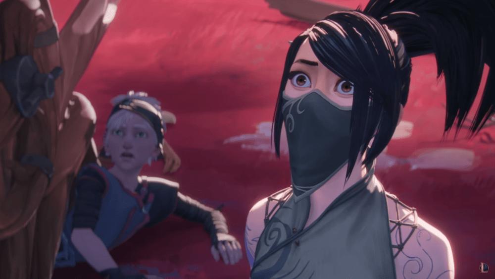 Новый сюжетный ролик Legends of Runeterra