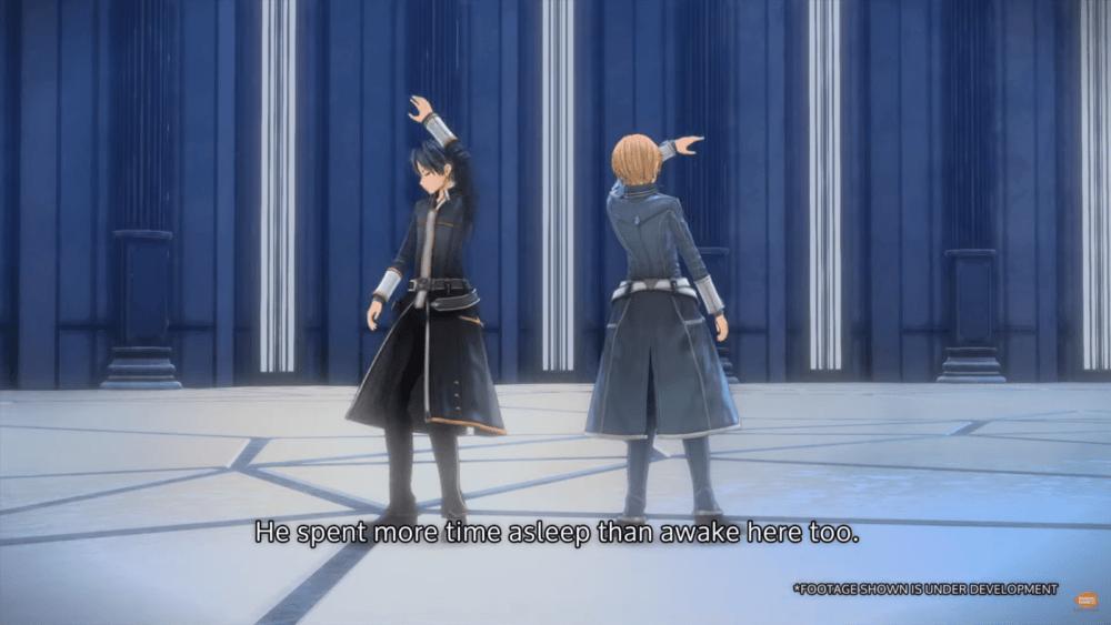 Дата выхода Sword Art Online: Alicization Lycoris перенесена