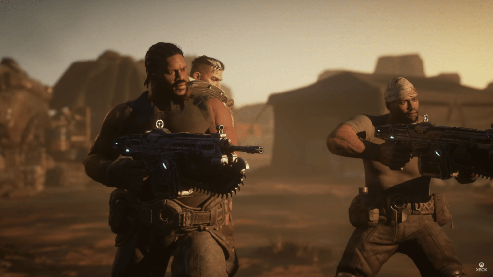Оценки Gears Tactics