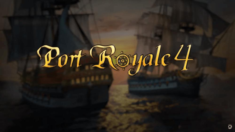 Трейлер Port Royale 4 - ЗБТ уже началось