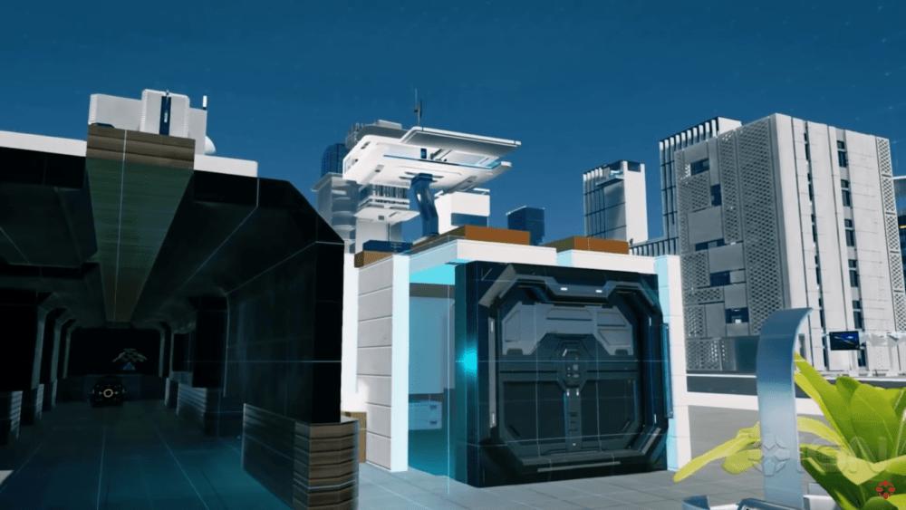 Обзорный трейлер Dual Universe - MMO сурвайвала