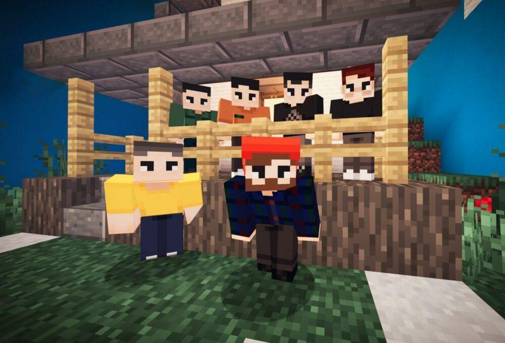 Клуб Нью-Йорка перенес свои вечеринки в Minecraft