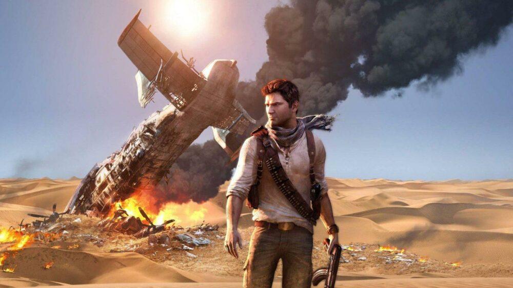 Играй дома - Uncharted: The Nathan Drake Collection и Journey бесплатно
