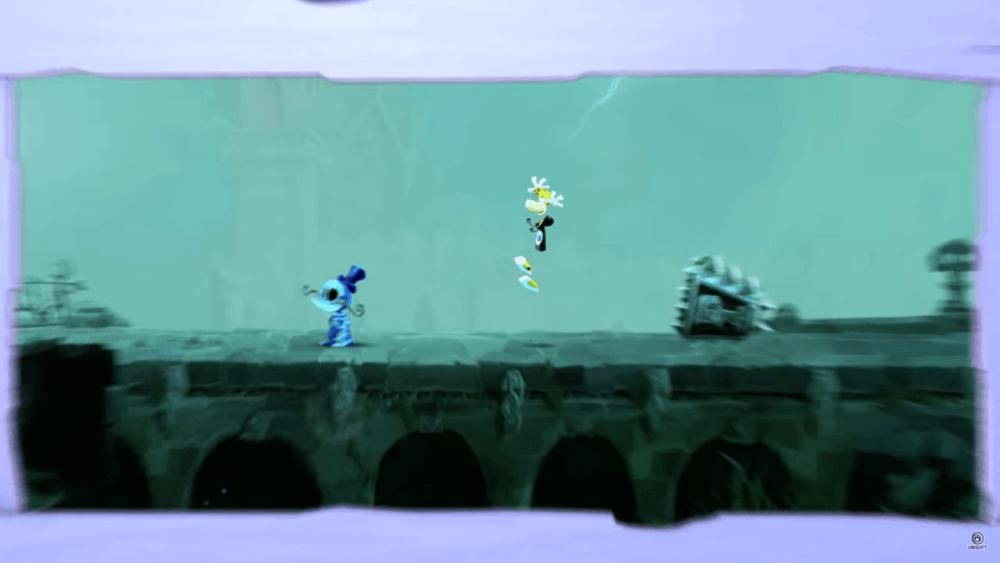 Rayman Legends бесплатно можно забрать