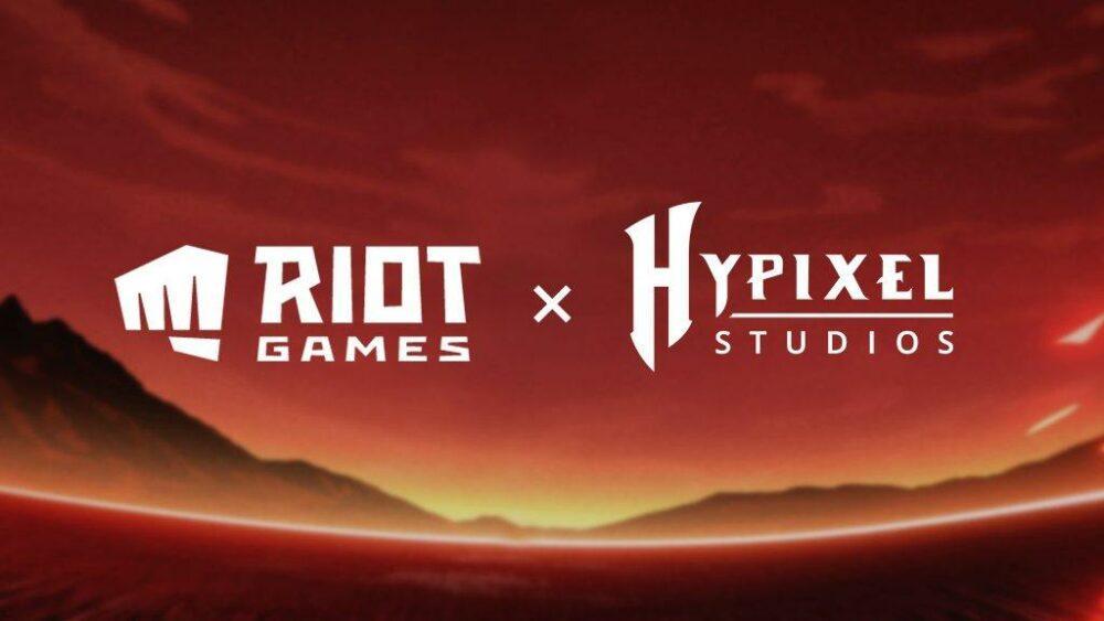 Riot Games выкупает создателей Hytale