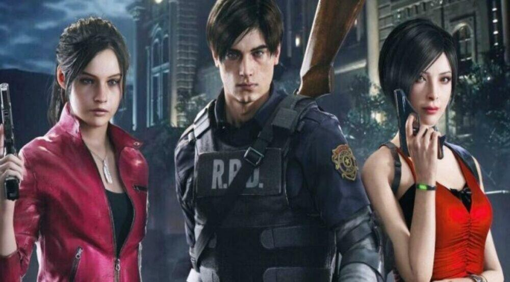 Актер, Леона Кеннеди в Resident Evil 2, умер