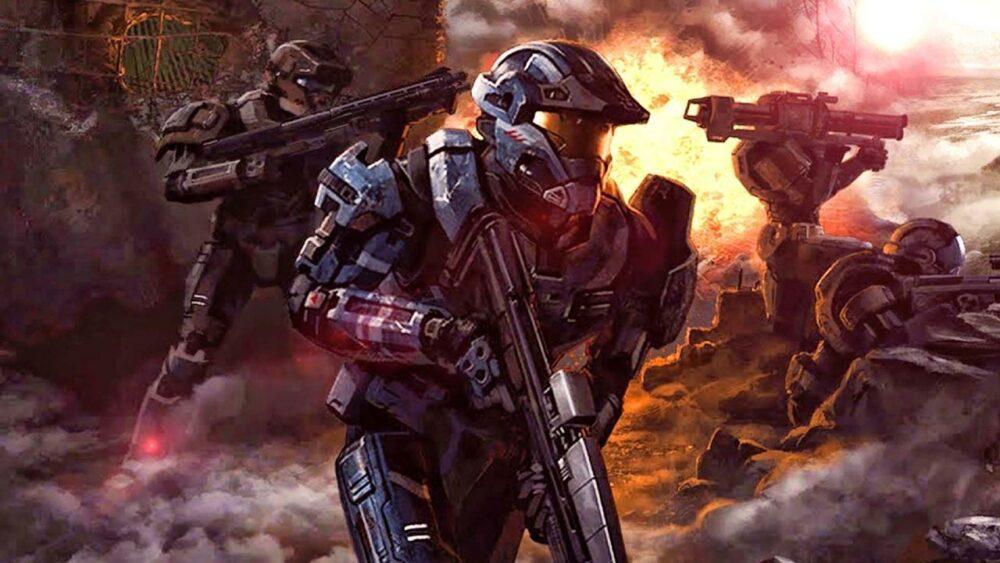 Как записывают звуки пуль для Halo Infinite - видео