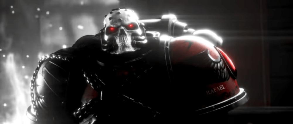 Трейлер мульт-сериала по Warhammer 40 000