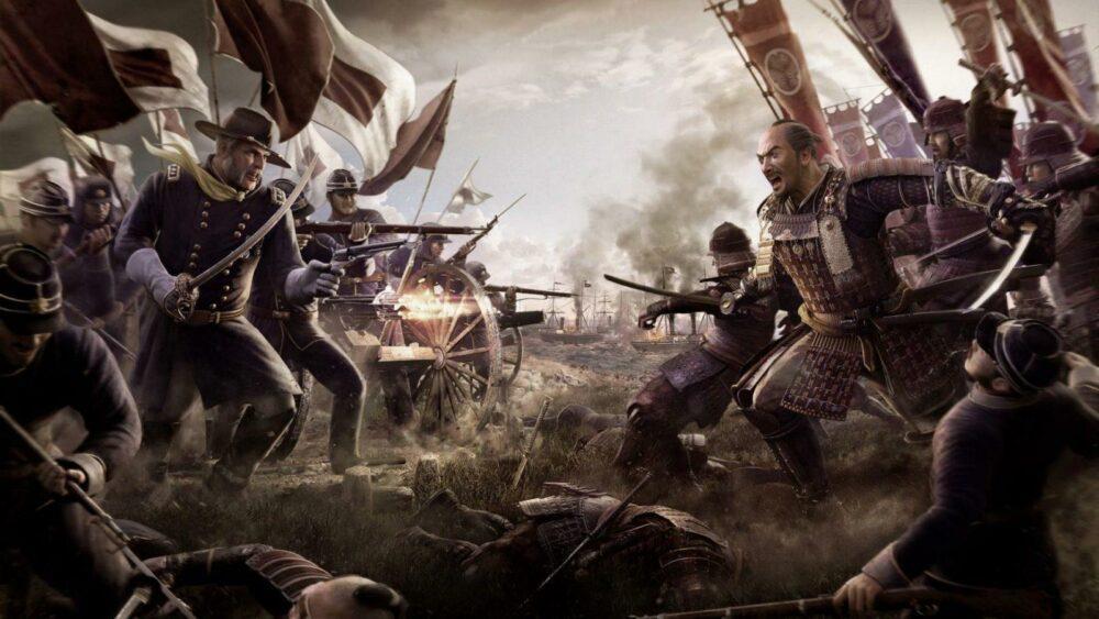 Total War Shogun 2 бесплатно с 27 апреля