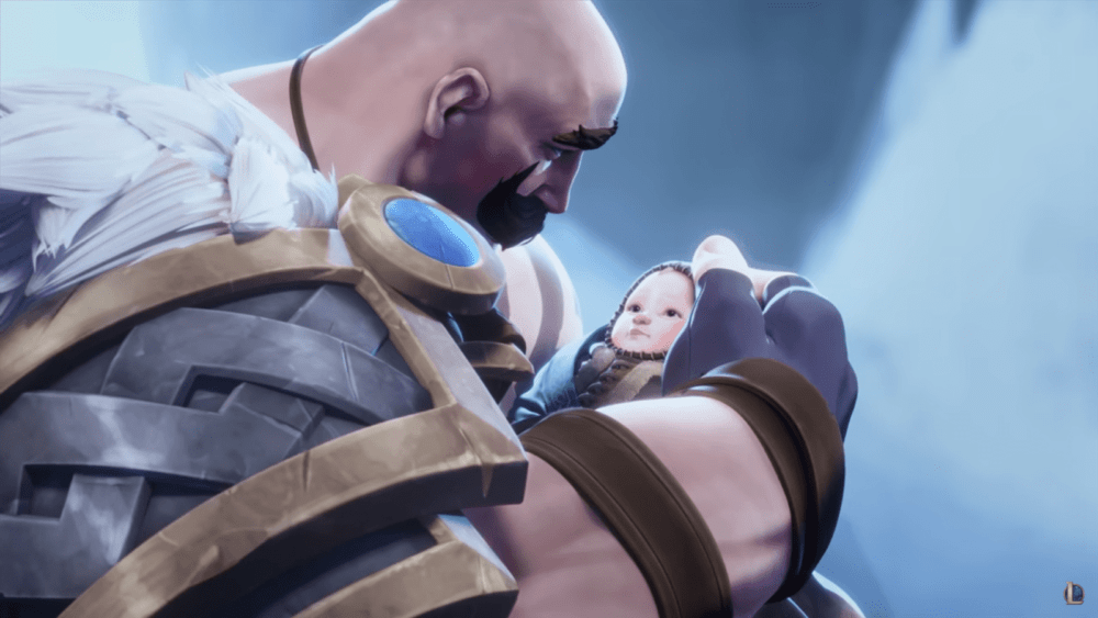 Второй сюжетный ролик по Legends of Runeterra