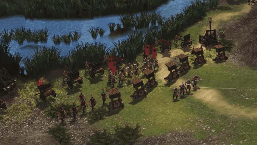 Свежий видеодневник разработчиков Stronghold: Warlords
