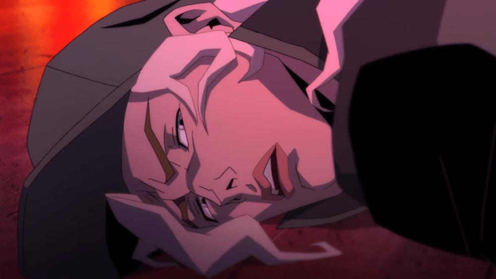 Новый ролик мультика по Mortal Kombat про Соню