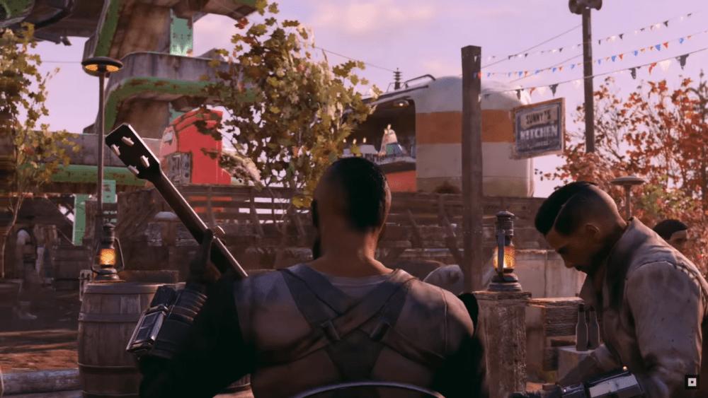 Fallout 76: Wastelanders уже можно купить в Steam