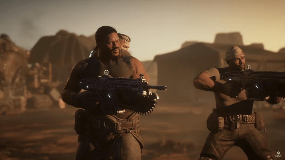 Релизный трейлер Gears Tactics