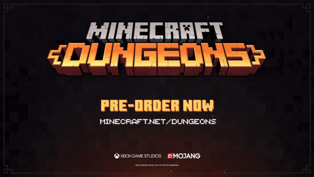 Дата выхода Minecraft: Dungeons перенесана - коронавирус