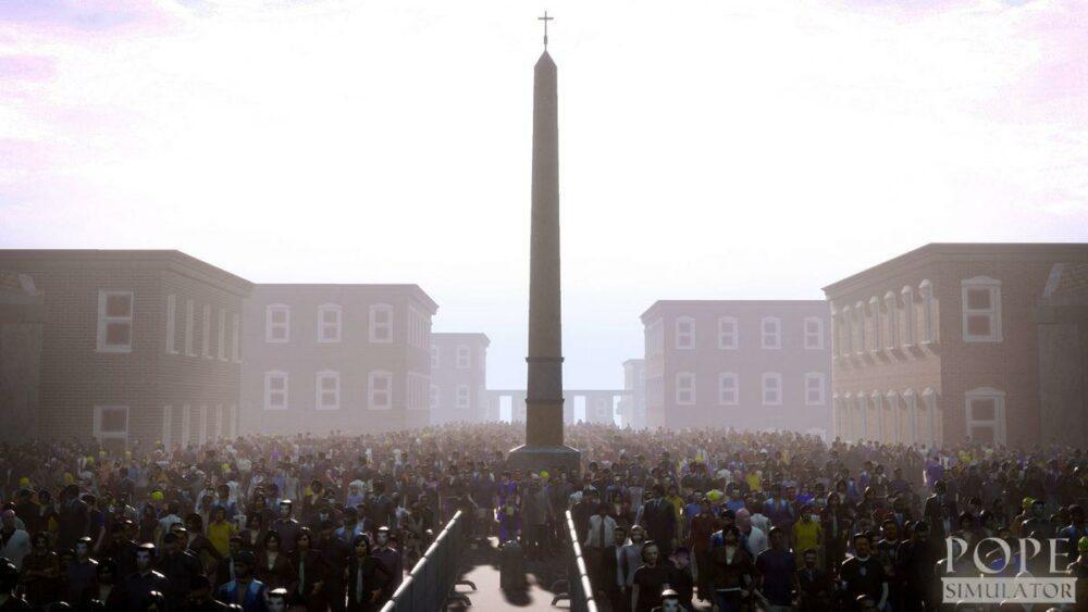 Симулятор о Папе Римском выпустил первый трейлер: Pope Simulator