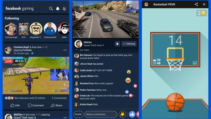 Facebook Gaming можно опробовать прямо сейчас на Android