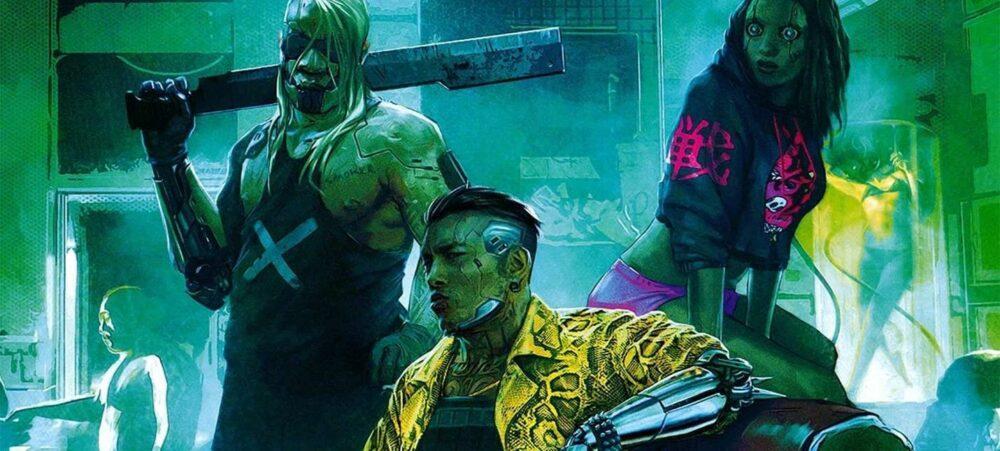 CD Projekt RED раскрыла логотипы банд Cyberpunk 2077