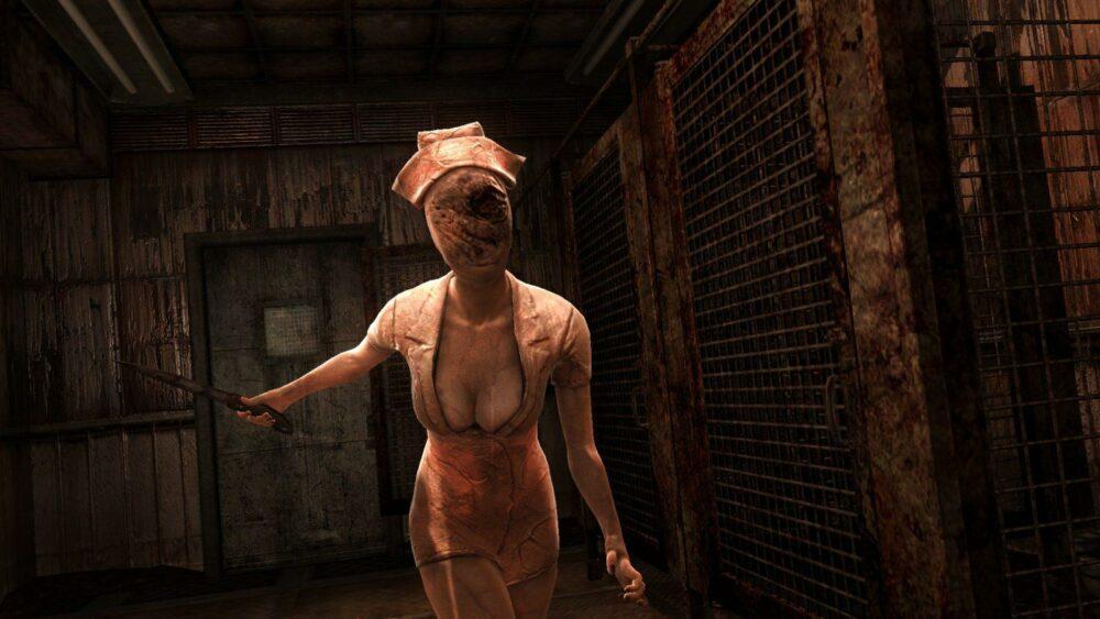 Мангака подкалывает проект по Silent Hill