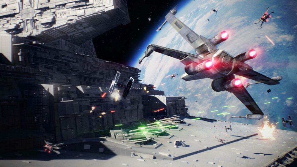 Подготовка к Star Wars Battlefront II уже идет