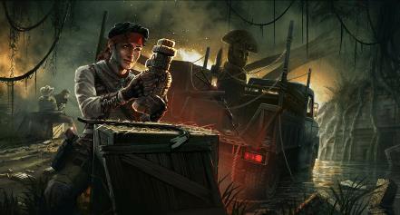 Утечка: арты новых оперативников Rainbow Six Siege