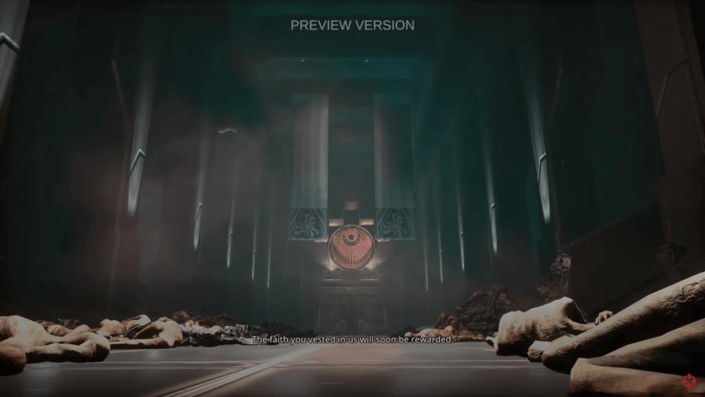 Первые минуты Hellpoint