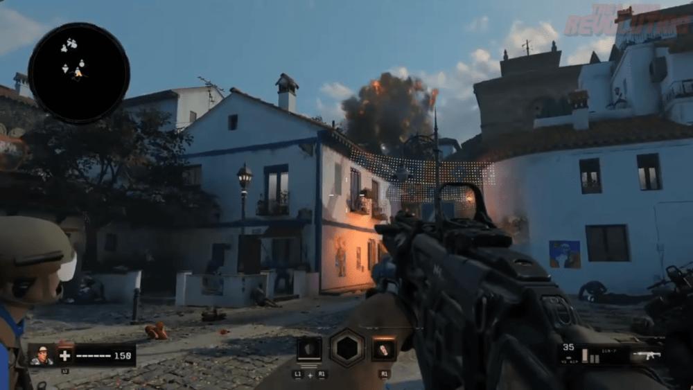 Геймплей отмененной компании Call of Duty Black Ops 4