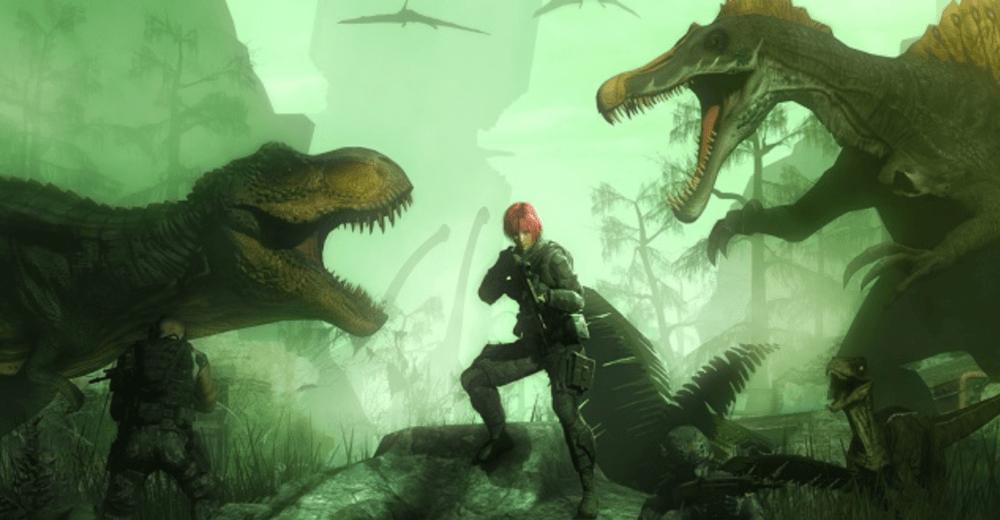 Улучшенная Dino Crisis уже вышла