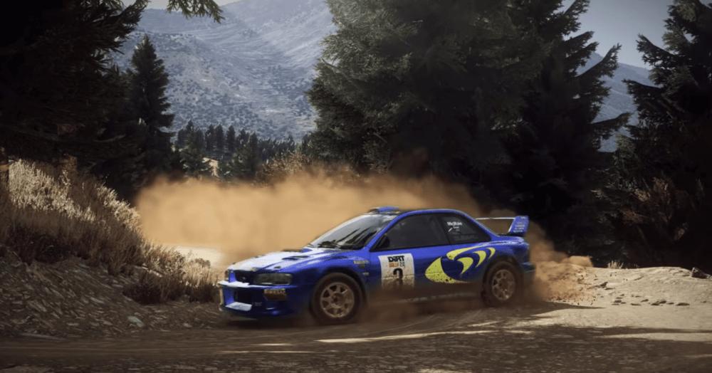 Поддержка DiRT Rally 2.0 прекращена