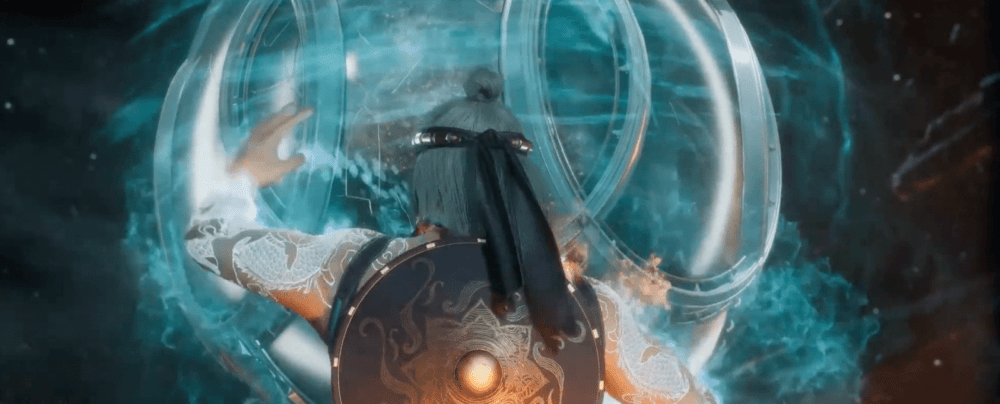 Тизер сюжетного дополнения Mortal Kombat 11