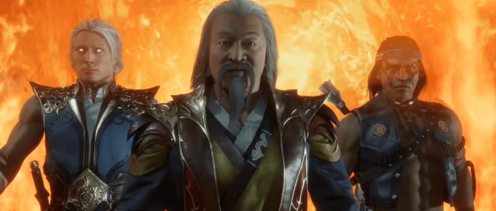 Фулл трейлер дополнения Mortal Kombat 11