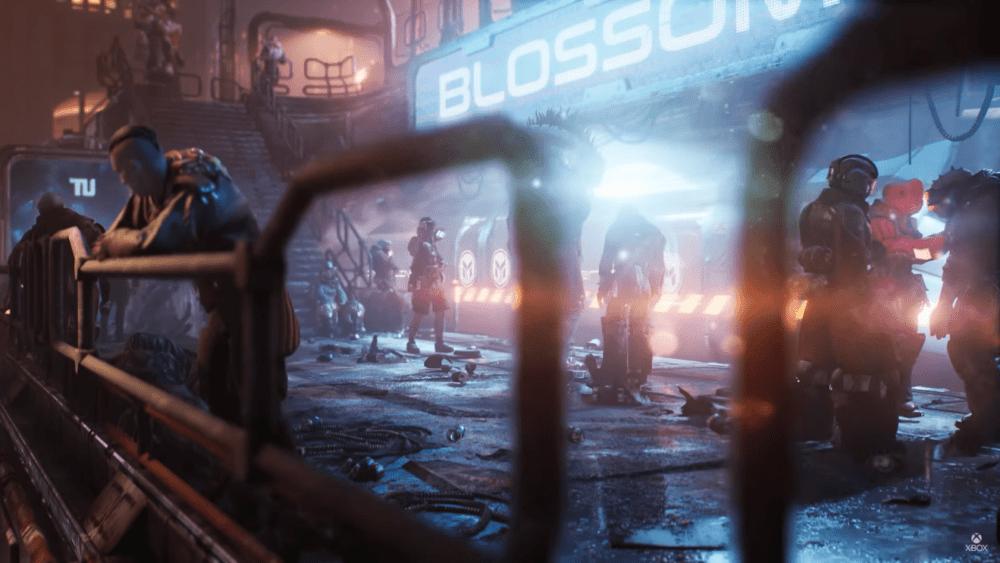 Inside Xbox - первый трейлер The Ascent