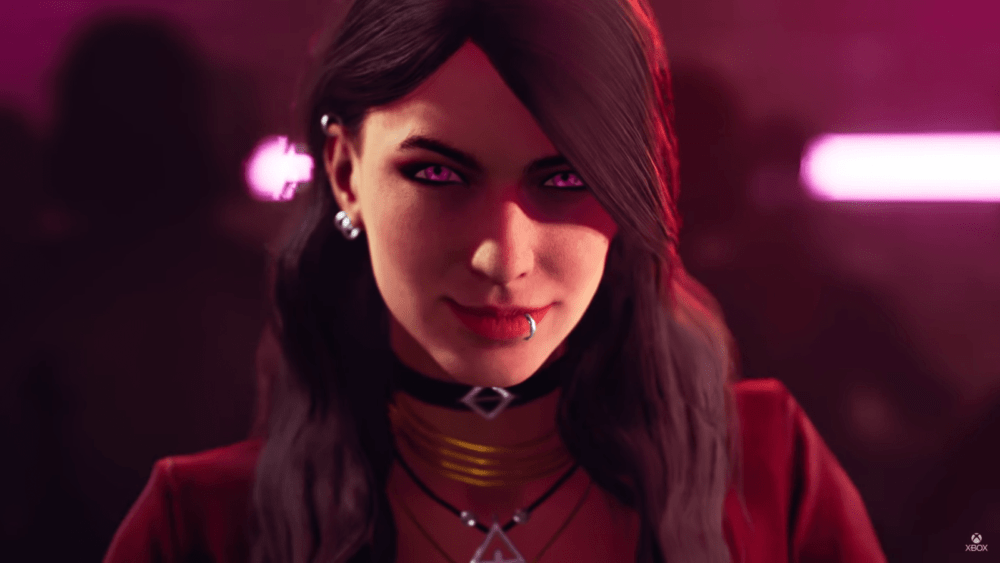 Inside Xbox — новый трейлер Vampire The Masquerade — Bloodlines 2