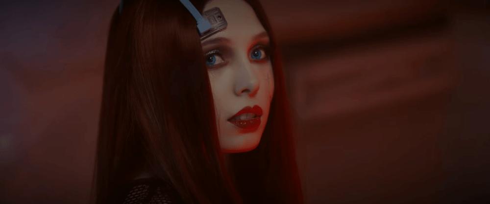 Трейлер фильма по Cyberpunk 2077