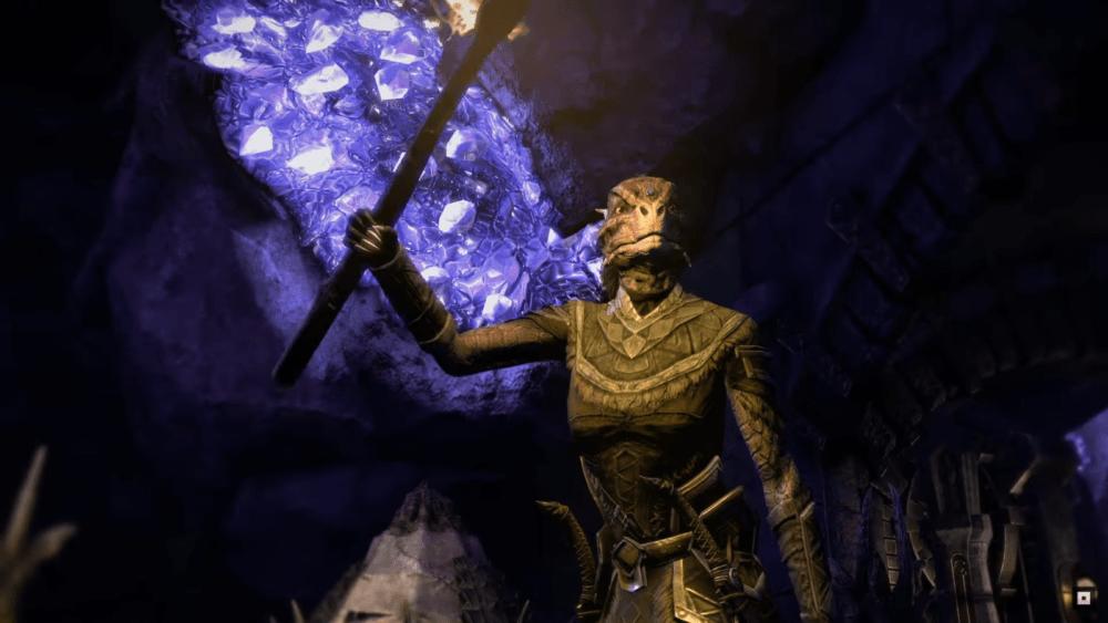 Трейлер Greymoor для The Elder Scrolls Online