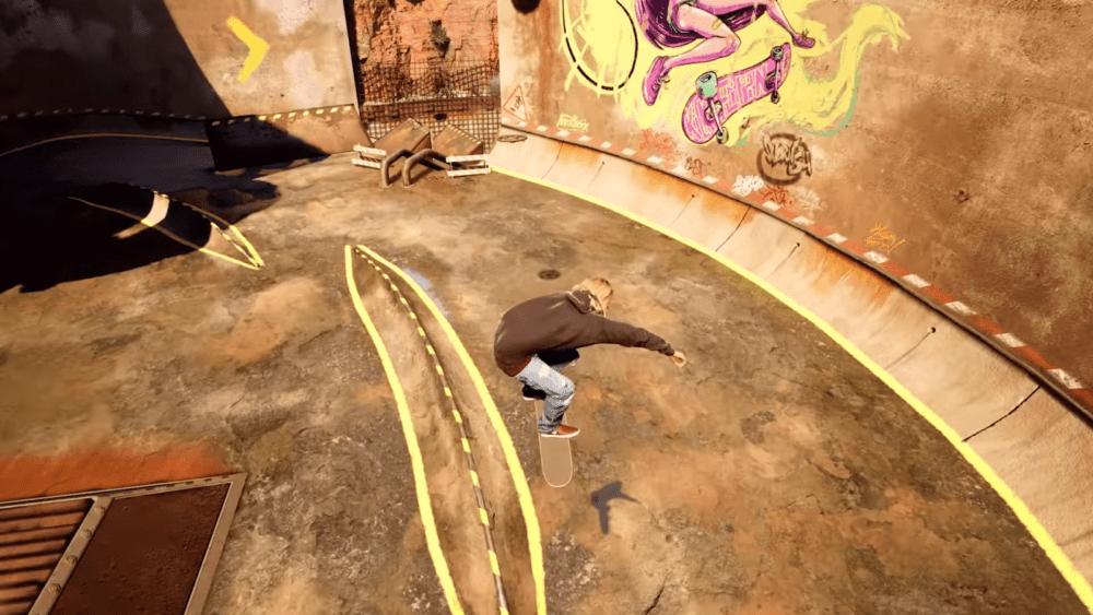 Анонсировано сразу 2 ремейка Tony Hawk's Pro Skater