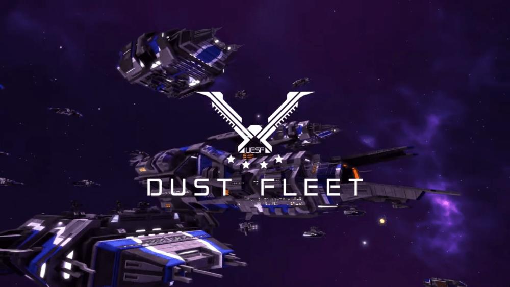 Первый трейлер Dust Fleet