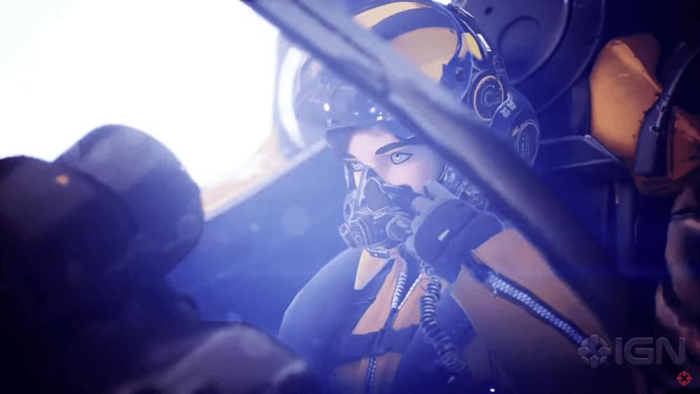 Анонсный трейлер Cygni: All Guns Blazing