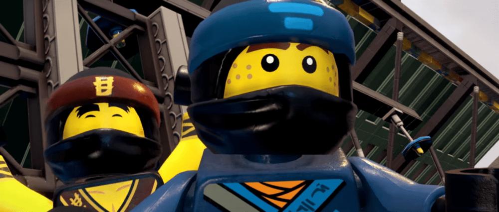 The LEGO NINJAGO Movie Video Game бесплатно