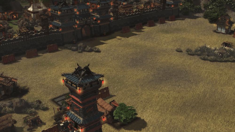 Азиатские пехотинцы в новом ролике Stronghold: Warlords