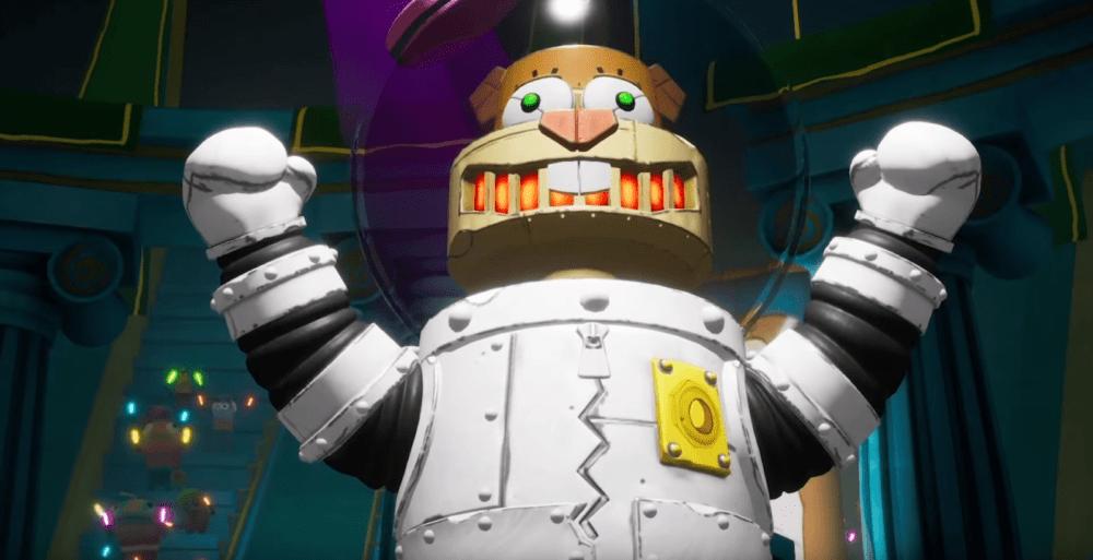 Боссы в новом трейлере ремейка SpongeBob SquarePants: Battle for Bikini Bottom
