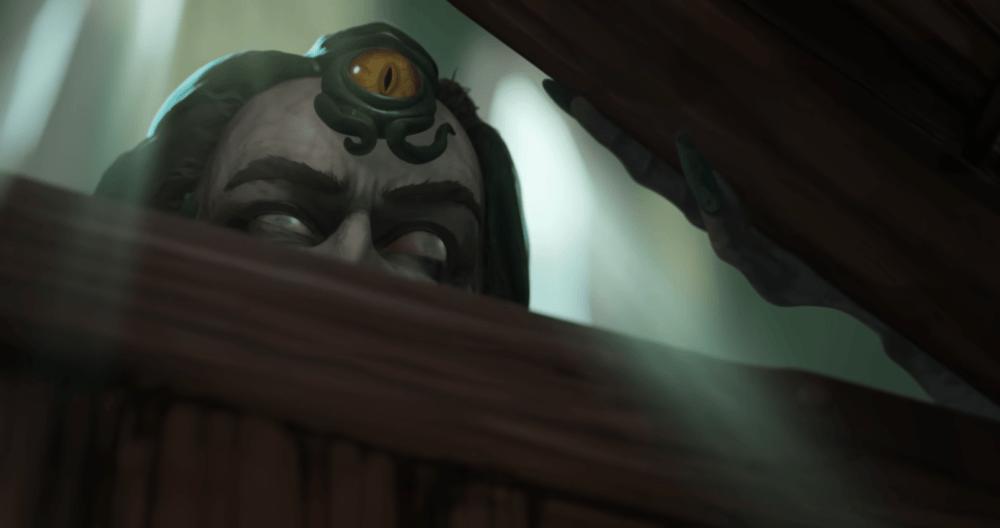 Нового героя Legends of Runeterra будут рисовать в прямом эфире