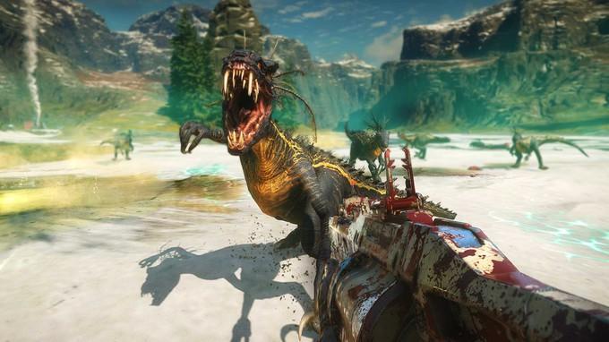 Inside Xbox - анонсирован кооперативный шутер Second Extinction