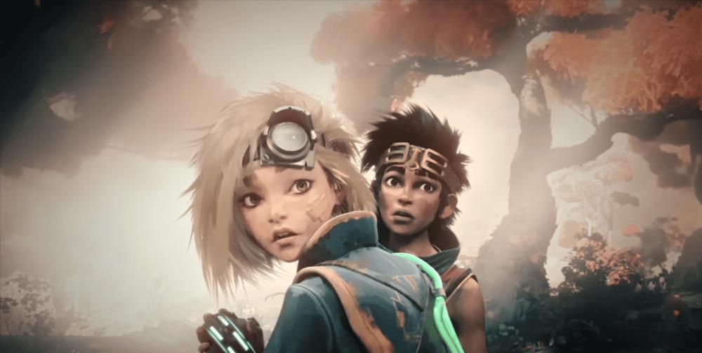 Релизный и новый сюжетный трейлеры Legends of Runeterra